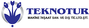 Teknotur Makine İnşaat San. ve Dış Tic. Ltd. Şti.